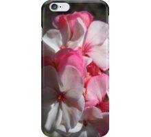 The Geraniums iPhone Case/Skin