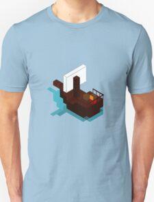 Lonley Ship T-Shirt