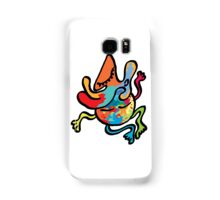 yoga peace Samsung Galaxy Case/Skin