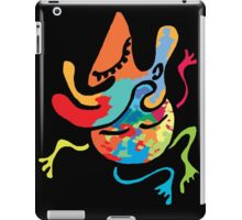 yoga peace iPad Case/Skin