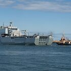 L100 leaving Fremantle (4) by kalaryder
