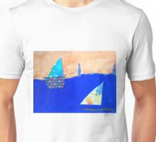 Let's Set Sail - by Colin Unisex T-Shirt