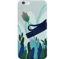 Lotus Magic 03 iPhone Case/Skin