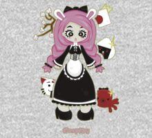 Cosplay Girl by Lolita Tequila One Piece - Short Sleeve