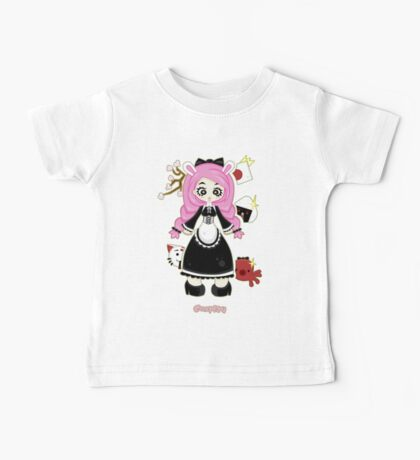 Cosplay Girl by Lolita Tequila Baby Tee