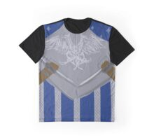 Warden Commander Armor Graphic T-Shirt