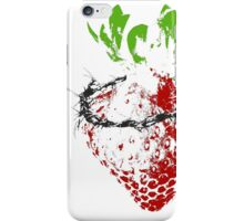 strawberry passions iPhone Case/Skin