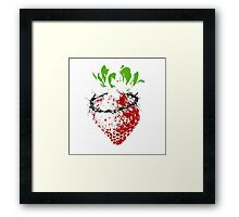 strawberry passions Framed Print