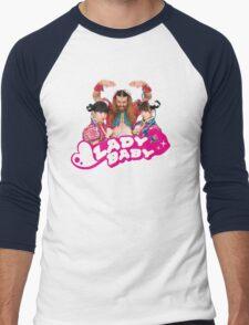 LadyBaby  Men's Baseball ¾ T-Shirt