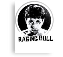 Raging Bull Canvas Print