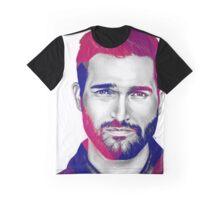 Tyler Hoechlin Graphic T-Shirt