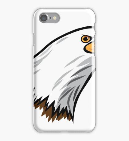 Bald Eagle Mascot iPhone Case/Skin