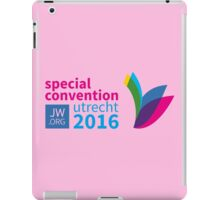 Netherlands Special Convention 2016 iPad Case/Skin
