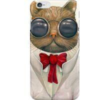 Classy Cat iPhone Case/Skin