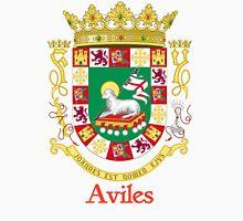 Aviles Shield of Puerto Rico Unisex T-Shirt