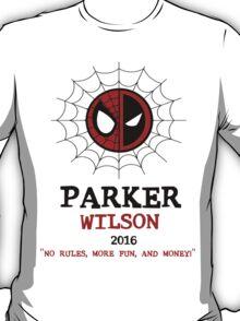 Vote Parker/Wilson 2016 T-Shirt