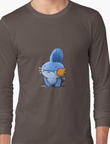 Mudkip: Such Kawaii Long Sleeve T-Shirt