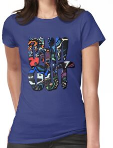 Chill Out Womens Fitted T-Shirt