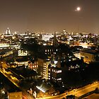 London at Night by pixel-city