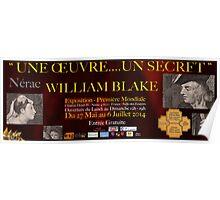 William Blake - Nerac 47600 -France  Poster