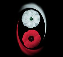 POPPIES ~ PEACE & REMEMBRANCE GO TOGETHER UNITED WE STAND  - THROW PILLOW by ╰⊰✿ℒᵒᶹᵉ Bonita✿⊱╮ Lalonde✿⊱╮