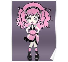 Cotton Candy Girl by Lolita Tequila Poster