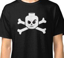 Brick Steez: Skull & Crossbones Classic T-Shirt