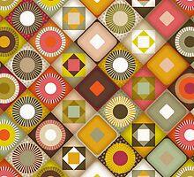 parava retro diagonal by Sharon Turner
