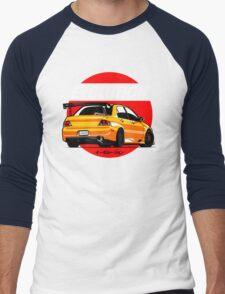 LANCER EVOLUTION VIII Men's Baseball ¾ T-Shirt