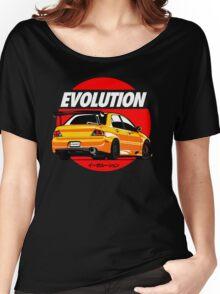 LANCER EVOLUTION VIII Women's Relaxed Fit T-Shirt