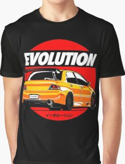 LANCER EVOLUTION VIII Graphic T-Shirt