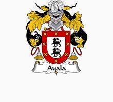 Ayala Coat of Arms/Family Crest Unisex T-Shirt