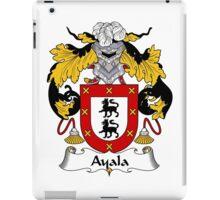 Ayala Coat of Arms/Family Crest iPad Case/Skin
