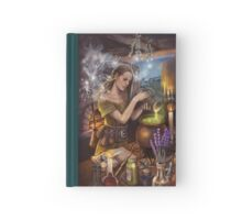 Tarot Journal Hardcover Journal