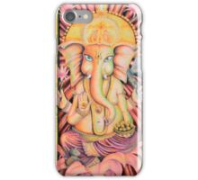 Lord Ganesha iPhone Case/Skin