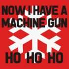 Die Hard - Now I Have A Machine Gun Ho Ho Ho by scatman