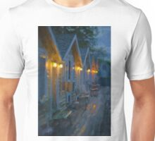 Rainy Night Motel  Unisex T-Shirt
