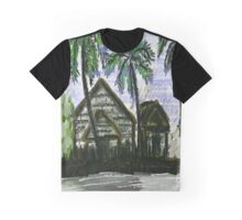 The Village View Graphic T-Shirt