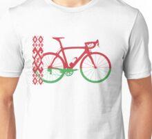 Bike Flag Belarus (Big) (T-Shirt) Unisex T-Shirt