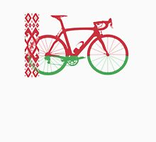Bike Flag Belarus (Big) (T-Shirt) Unisex T-Shirt