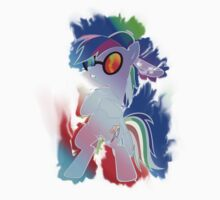 Rainbow Dash PON3 Design T-Shirt