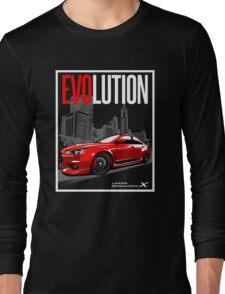 LANCER EVO X Long Sleeve T-Shirt
