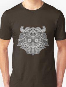 Mandala Mask Unisex T-Shirt