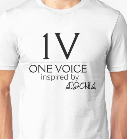 ONE VOICE T-Shirt Unisex T-Shirt