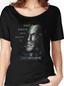 Jason Bourne Women's Relaxed Fit T-Shirt
