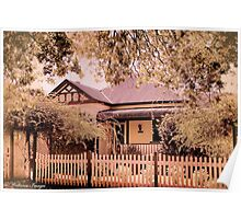Australian Cottage Collection: Mary Poster