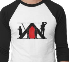 Hunter x Hunter Men's Baseball ¾ T-Shirt