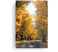 Colours of nature, Bright Victoria Metal Print
