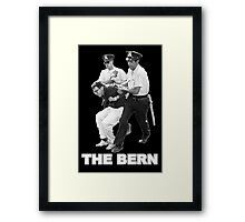 Bernie Sanders Arrested 1963 Framed Print