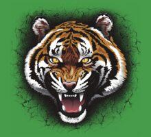 The Tiger Roar Kids Clothes